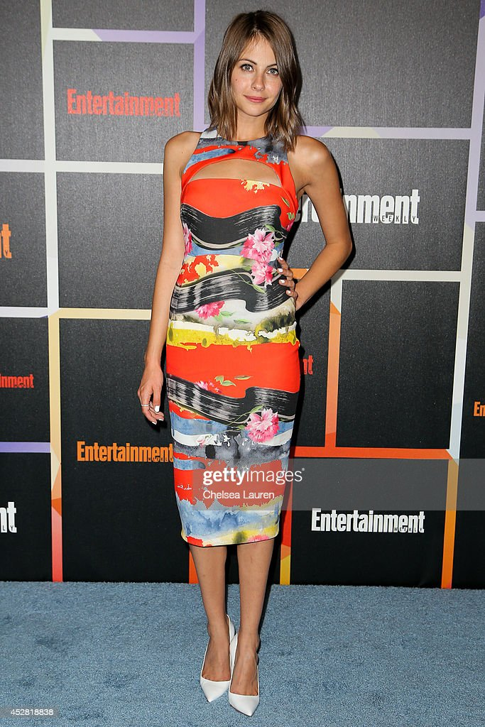 Actress Willa Holland arrives at Entertainment Weekly's Annual Comic Con Celebration at Float at Hard Rock Hotel San Diego on July 26, 2014 in San Diego, California.