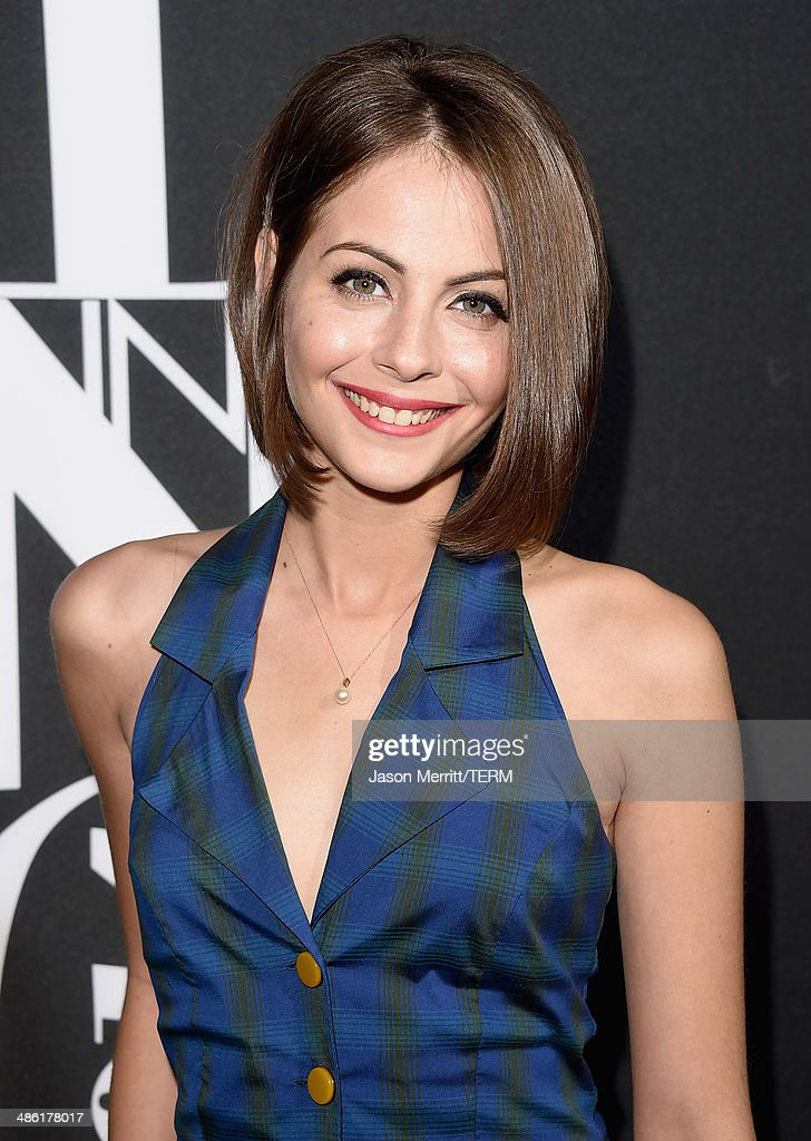Actress Willa Holland attends the 5th Annual ELLE Women in Music Celebration presented by CUSP by Neiman Marcus Hosted by ELLE EditorinChief Robbie...
