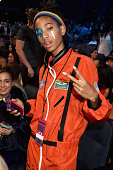 Actress Willow Smith attends the 2015 MTV Video Music Awards at Microsoft Theater on August 30 2015 in Los Angeles California