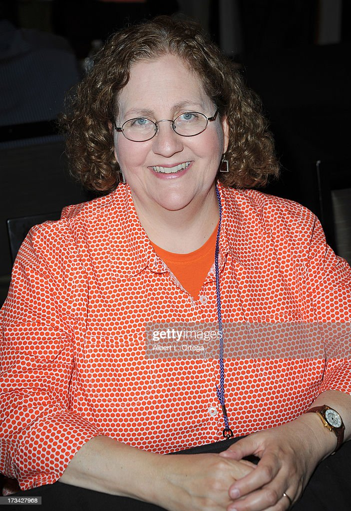 Actress Winifred Freedman participates in The Hollywood Show held at Westin LAX Hotel on July 13, 2013 in Los Angeles, California.