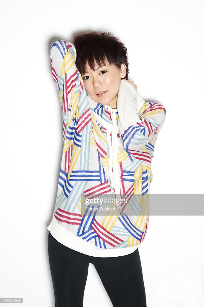 Actress Winnie Leung poses for a portrait shoot during the 'Amphetamine' portrait session during the 60th Berlin International Film Festival at the Hotel Winter on February 16, 2010 in Berlin, Germany.