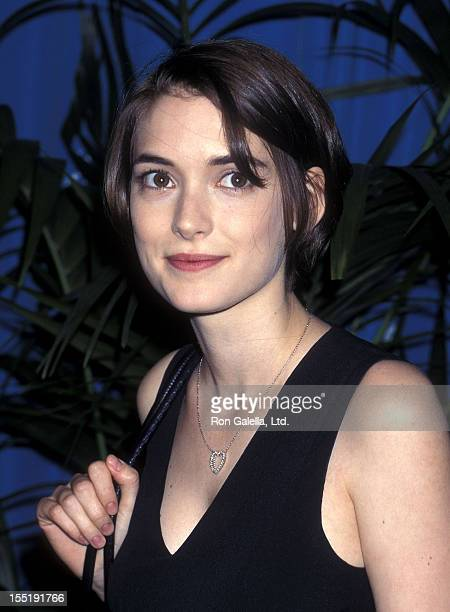 Actress Winona Ryder attends the 67th Annual Academy Awards Nominees Luncheon on March 14 1995 at the Beverly Hilton Hotel in Beverly Hills California