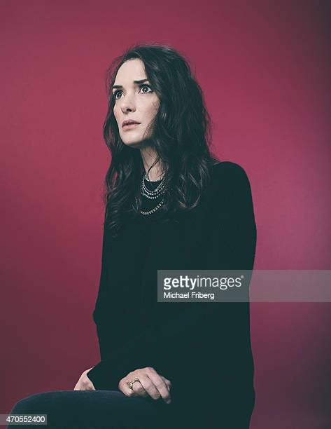 Actress Winona Ryder is photographed for Variety on February 3 2015 in Park City Utah ON DOMESTIC EMBARGO UNTIL MAY 3 2015 ON INTERNATIONAL EMBARGO...