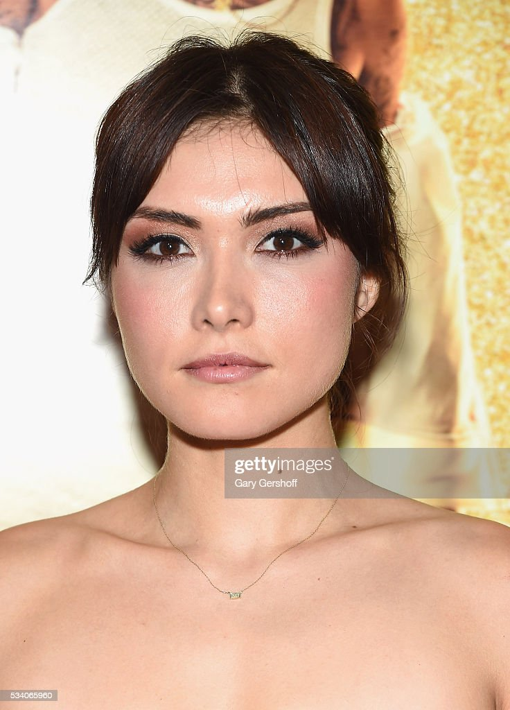 Actress, writer and comedian <a gi-track='captionPersonalityLinkClicked' href=/galleries/search?phrase=Daniella+Pineda&family=editorial&specificpeople=7729505 ng-click='$event.stopPropagation()'>Daniella Pineda</a> attends the 'Popstar: Never Stop Never Stopping' New York premiere at AMC Loews Lincoln Square 13 theater on May 24, 2016 in New York City.