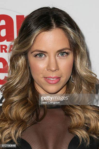 Actress Ximena Duque arrives at the 40th Anniversary of the Soap Opera Digest at The Argyle on February 24 2016 in Hollywood California