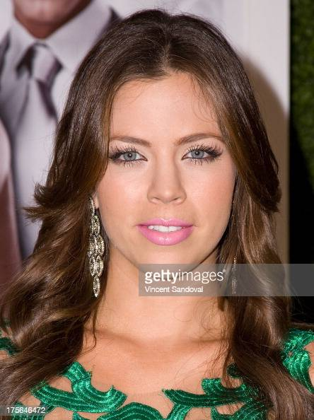 Actress Ximena Duque attends the Telemundo press annoucement for 'Santa Diabla' at Regent Beverly Wilshire Hotel on August 5 2013 in Beverly Hills...