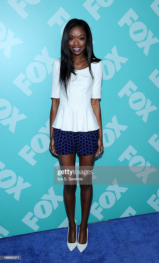 Actress Xosha Roquemore attends FOX 2103 Programming Presentation Post-Party at Wollman Rink - Central Park on May 13, 2013 in New York City.