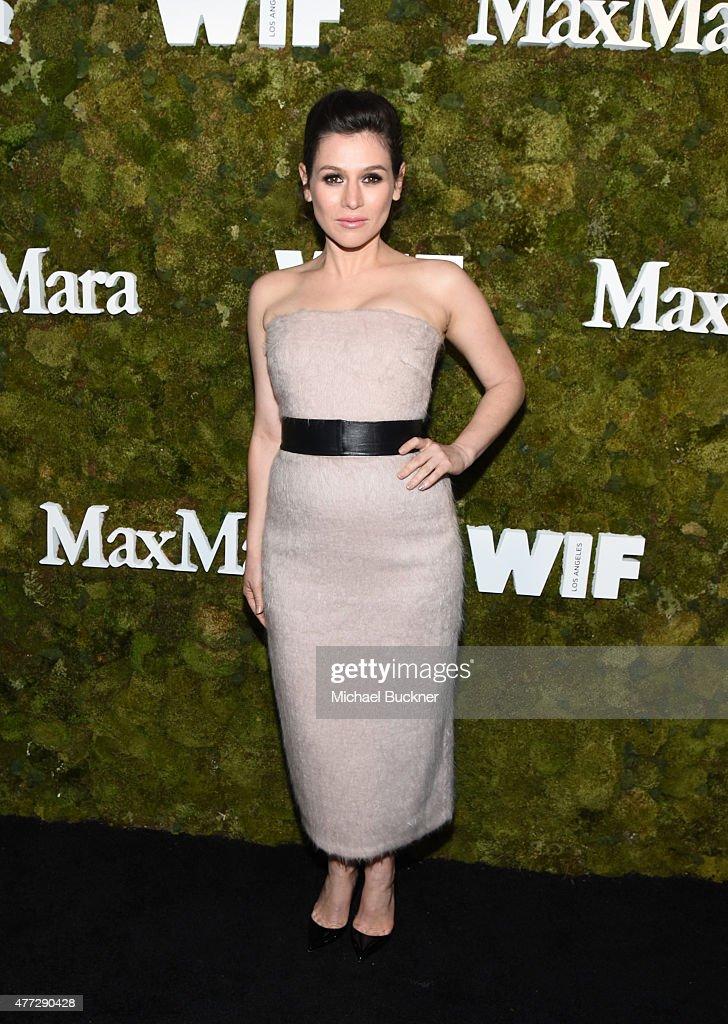 Max Mara Celebrates Kate Mara - The 2015 Women In Film Max Mara Face Of The Future