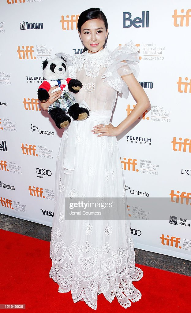 """""""In Conversation With...Jackie Chan"""" Premiere - 2012 Toronto International Film Festival"""