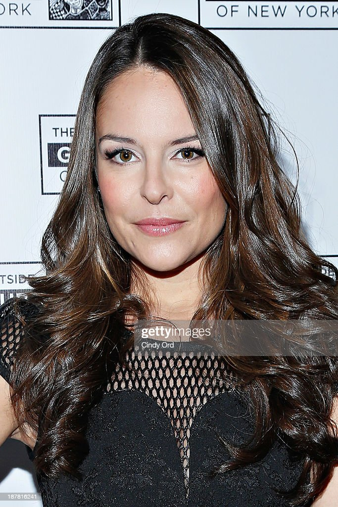 Actress Yara Martinez attends the Lower East Side Girls Club Grand Opening Gala on November 12, 2013 in New York City.