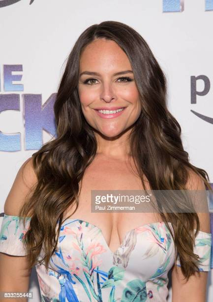Actress Yara Martinez attends 'The Tick' Blue Carpet Premiere at Village East Cinema on August 16 2017 in New York City