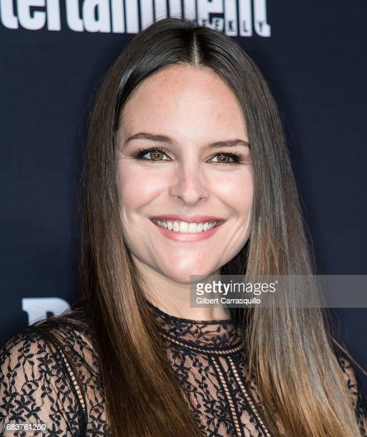 Actress Yara Martinez of Jane the Virgin attends Entertainment Weekly People New York Upfronts at 849 6th Ave on May 15 2017 in New York City