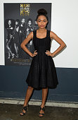 Actress Yara Shahidi attends Kode Magazine's 10th issue party at Blind Dragon on January 30 2016 in West Hollywood California