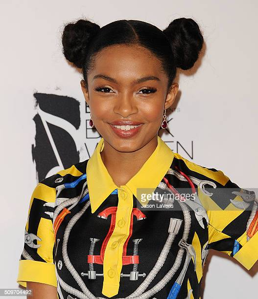 Actress Yara Shahidi attends the ESSENCE 7th annual Black Women In Music event at Avalon Hollywood on February 11 2016 in Los Angeles California