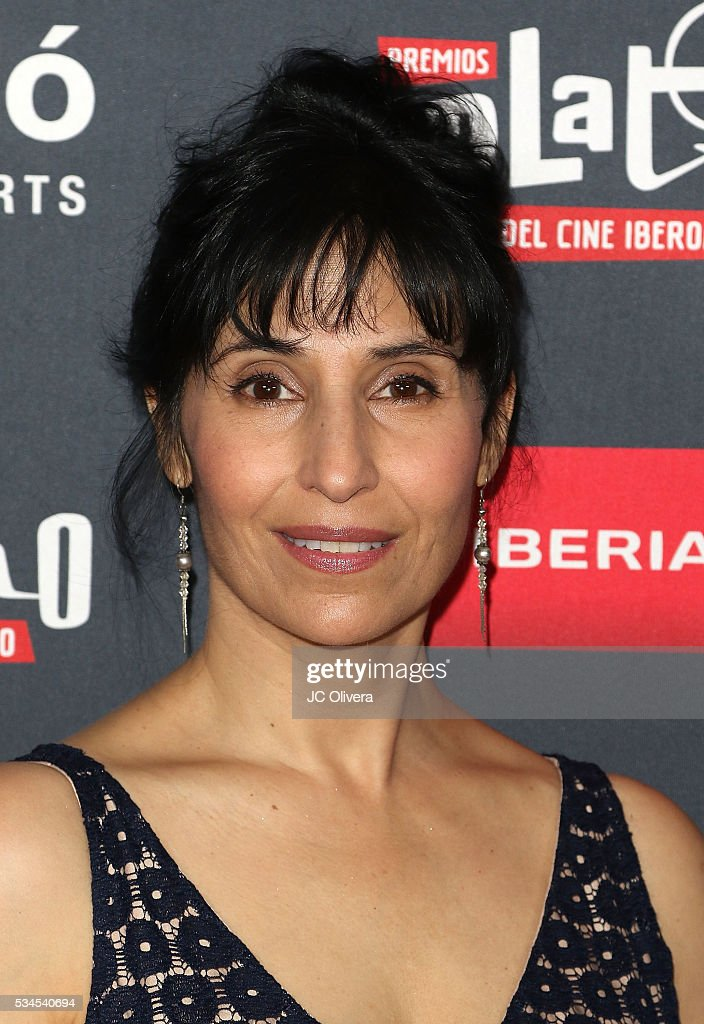 Actress Yareli Arizmendi attends the nomination announcement for The 3rd Annual Premios Platino of Iberoamerican Cinema at The London on May 26, 2016 in West Hollywood, California.