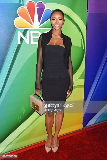 Actress Yaya DaCosta attends the NBCUniversal Press Tour at the Beverly Hilton Hotel on August 2 2016 in Beverly Hills California