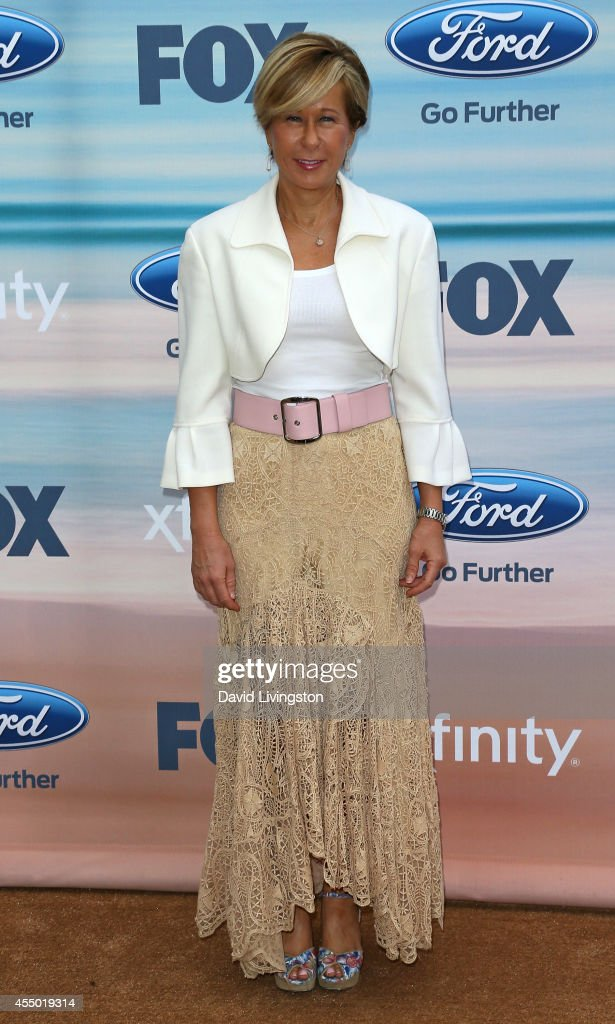 Actress Yeardley Smith attends the 2014 FOX Fall EcoCasino party at The Bungalow on September 8 2014 in Santa Monica California