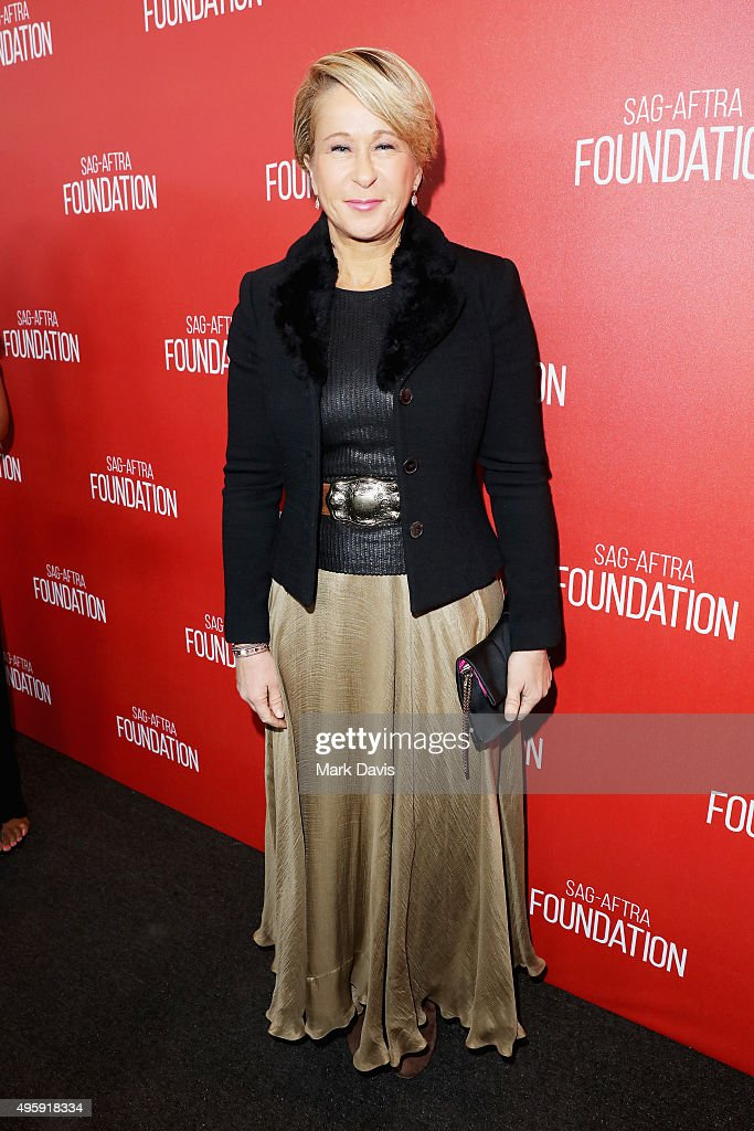 Actress Yeardley Smith attends the Screen Actors Guild Foundation 30th Anniversary Celebration at Wallis Annenberg Center for the Performing Arts on...