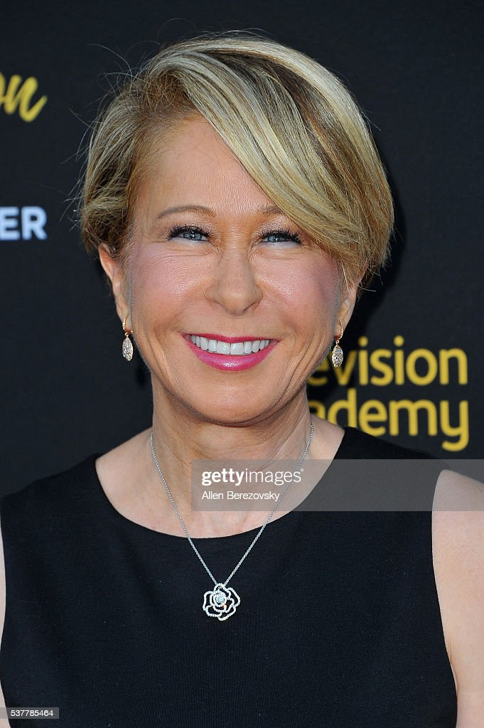 Actress Yeardley Smith attends the Television Academy's 70th Anniversary Gala on June 2 2016 in Los Angeles California