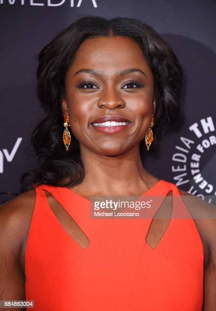 Actress Yetide Badaki attends the The Paley Honors Celebrating Women In Television event at Cipriani Wall Street at on May 17 2017 in New York City