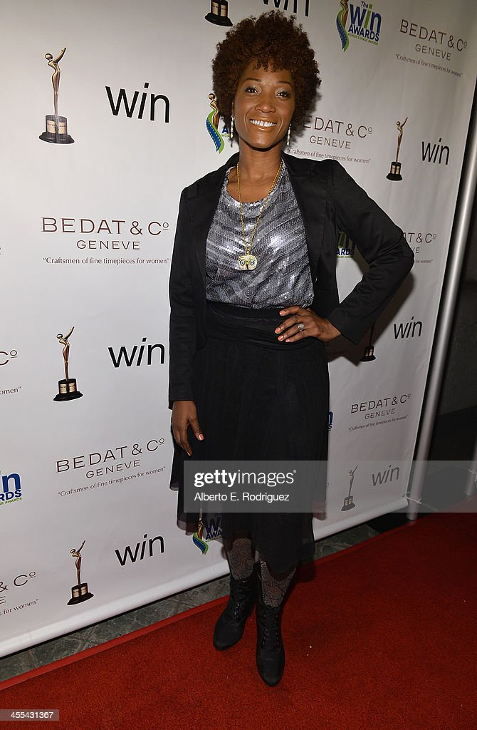 Actress Yolanda Ross attends the WIN Awards at Santa Monica Bay Womans Club on December 11, 2013 in Santa Monica, California.