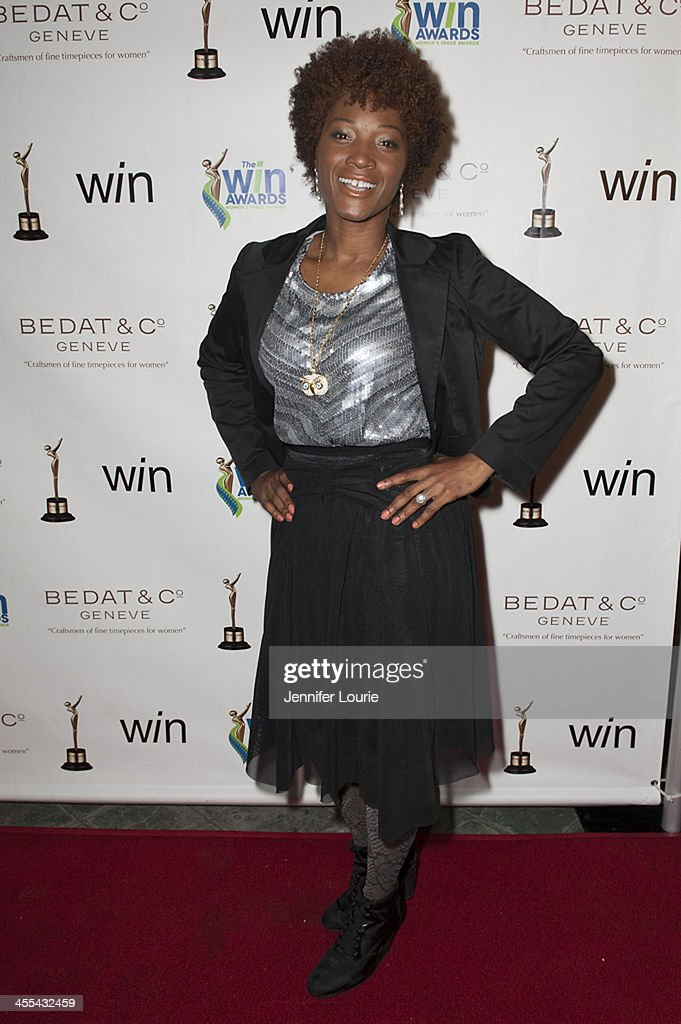 Actress <a gi-track='captionPersonalityLinkClicked' href=/galleries/search?phrase=Yolonda+Ross&family=editorial&specificpeople=240278 ng-click='$event.stopPropagation()'>Yolonda Ross</a> arrives at the annual 2013 Women's Image Awards at Santa Monica Bay Woman's Club on December 11, 2013 in Santa Monica, California.