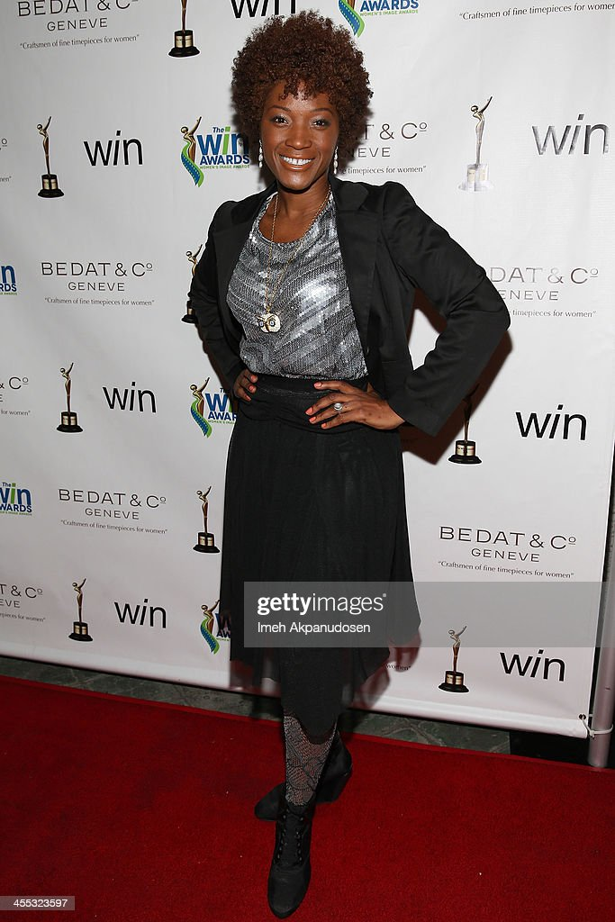 Actress <a gi-track='captionPersonalityLinkClicked' href=/galleries/search?phrase=Yolonda+Ross&family=editorial&specificpeople=240278 ng-click='$event.stopPropagation()'>Yolonda Ross</a> attends the 2013 Women's Image Awards at Santa Monica Bay Womans Club on December 11, 2013 in Santa Monica, California.
