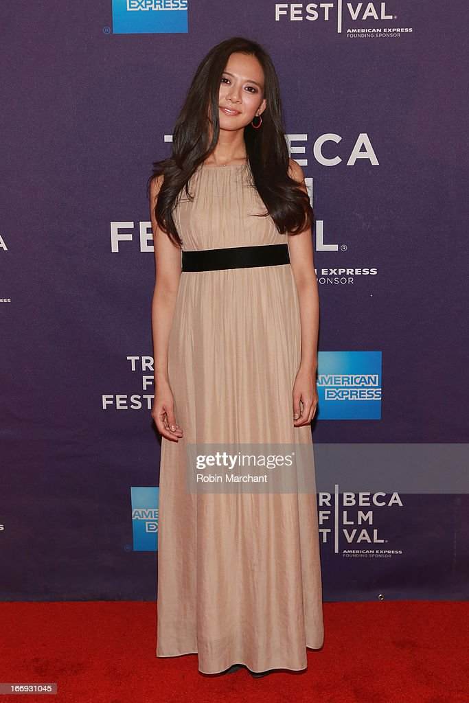 Actress Yukiko Shinohara attends the 'Odayaka' World Premiere during the 2013 Tribeca Film Festival on April 18, 2013 in New York City.