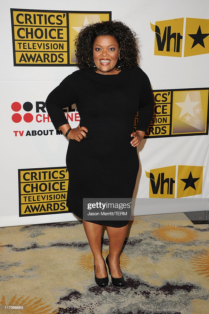 Actress Yvette Nicole Brown arrives at the Critics' Choice Television Awards at Beverly Hills Hotel on June 20, 2011 in Beverly Hills, California.