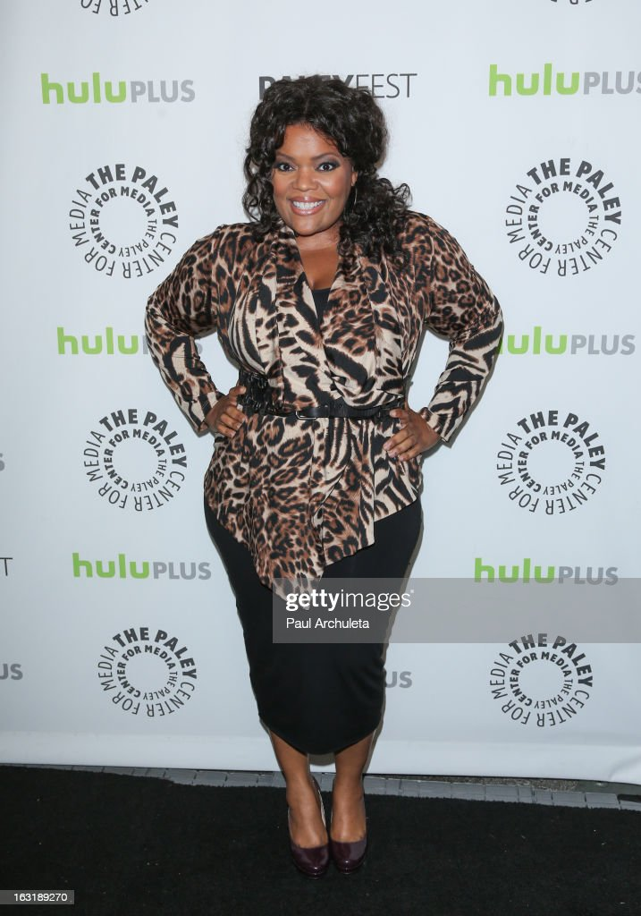 Actress Yvette Nicole Brown attends the 30th annual PaleyFest featuring the cast of 'Community' at the Saban Theatre on March 5, 2013 in Beverly Hills, California.