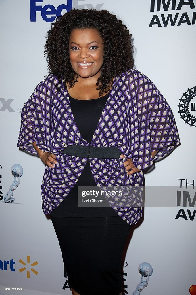 Actress Yvette Nicole Brown attends the NAACP Image Awards Nominee's Luncheon at Montage Beverly Hills on January 26, 2013 in Beverly Hills, California.