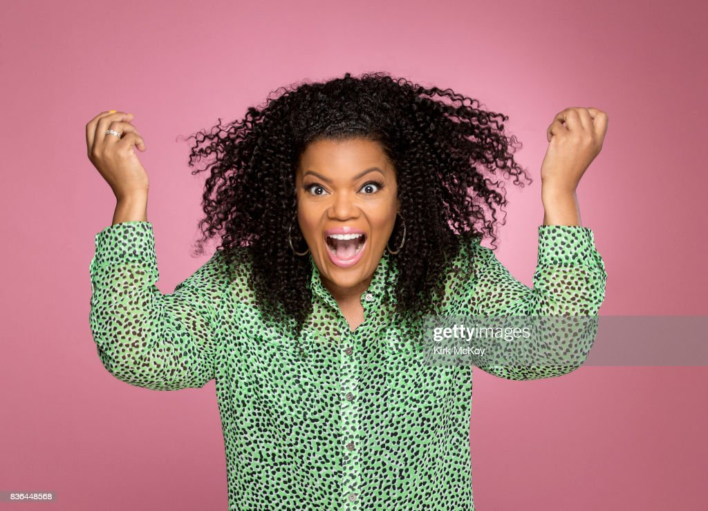 Actress Yvette Nicole Brown is photographed for Los Angeles Times on June 21, 2017 in Los Angeles, California. PUBLISHED IMAGE.