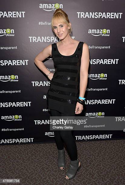 Actress Zackary Drucker attends the Emmy FYC Los Angeles Screening of Amazon Original Series 'Transparent' at Directors Guild Of America on June 1...