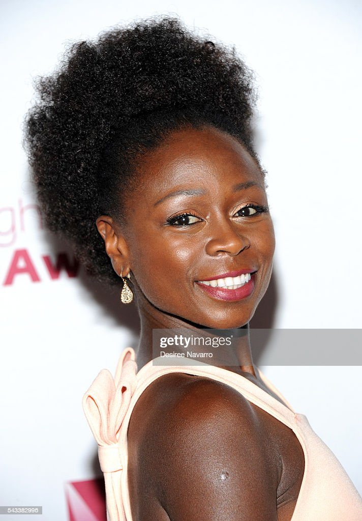 Actress <a gi-track='captionPersonalityLinkClicked' href=/galleries/search?phrase=Zainab+Jah&family=editorial&specificpeople=9152255 ng-click='$event.stopPropagation()'>Zainab Jah</a> attends the 8th Annual National High School Musical Theatre Awards at Minskoff Theatre on June 27, 2016 in New York City.