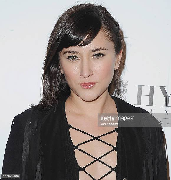 Actress Zelda Williams arrives at NYLON Magazine And BCBGeneration Annual May Young Hollywood Issue Party Hosted By May Cover Star Dakota Fanning at...