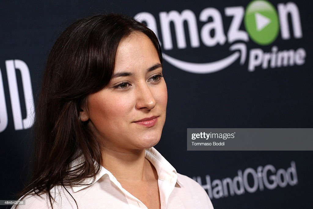 "Premiere Of Amazon's Series ""Hand Of God"" - Arrivals"