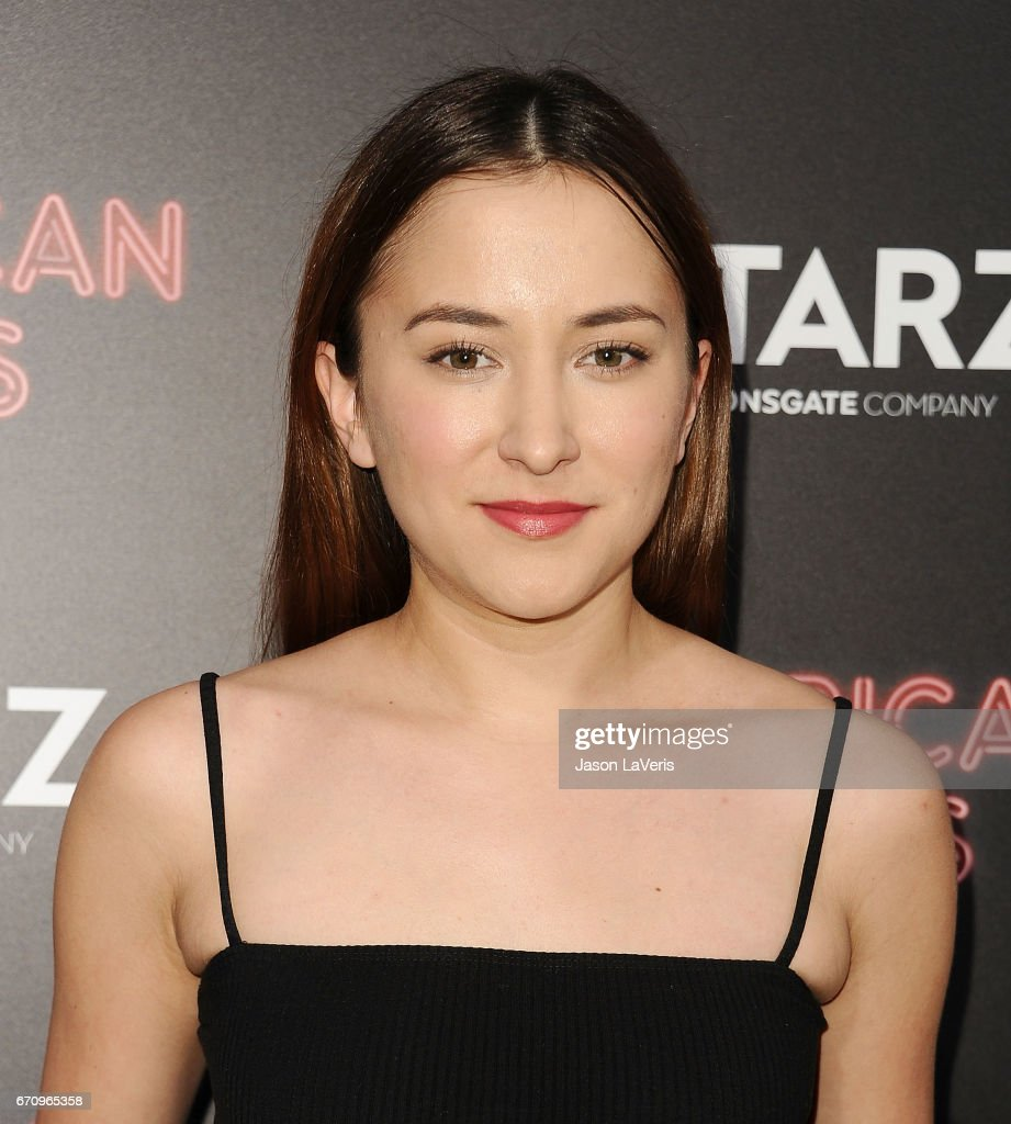 Actress Zelda Williams attends the premiere of 'American Gods' at ArcLight Cinemas Cinerama Dome on April 20, 2017 in Hollywood, California.