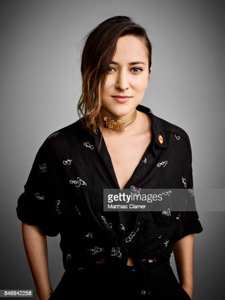 Actress Zelda Williams from 'Dead of Summer' is photographed for Entertainment Weekly Magazine on July 22 2016 at Comic Con in the Hard Rock Hotel in...