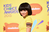 Actress Zendaya attends Nickelodeon's 28th Annual Kids' Choice Awards held at The Forum on March 28 2015 in Inglewood California