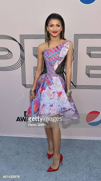 Actress Zendaya Coleman attends the 'PRE' BET Awards Dinner at Milk Studios on June 28 2014 in Hollywood California
