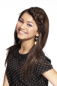 Actress Zendaya is photographed for Seventeen Magazine on October 3 2011 in Los Angeles California PUBLISHED IMAGE