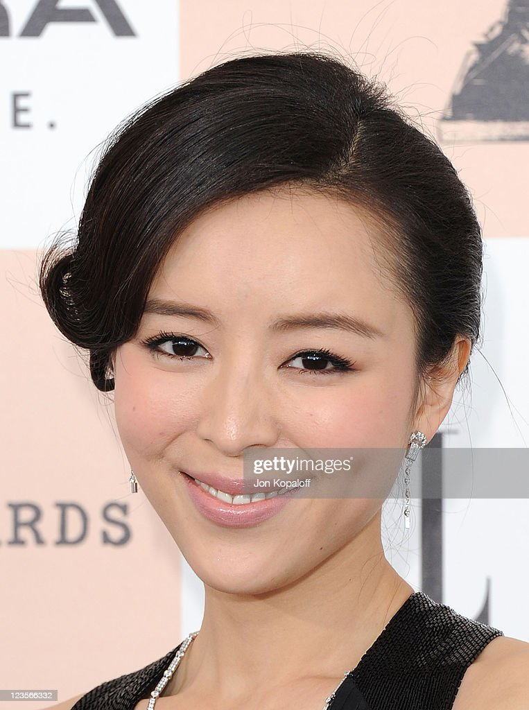 Actress <a gi-track='captionPersonalityLinkClicked' href=/galleries/search?phrase=Zhang+Jingchu&family=editorial&specificpeople=242993 ng-click='$event.stopPropagation()'>Zhang Jingchu</a> arrives at the 2011 Film Independent Spirit Awards held at Santa Monica Beach on February 26, 2011 in Santa Monica, California.