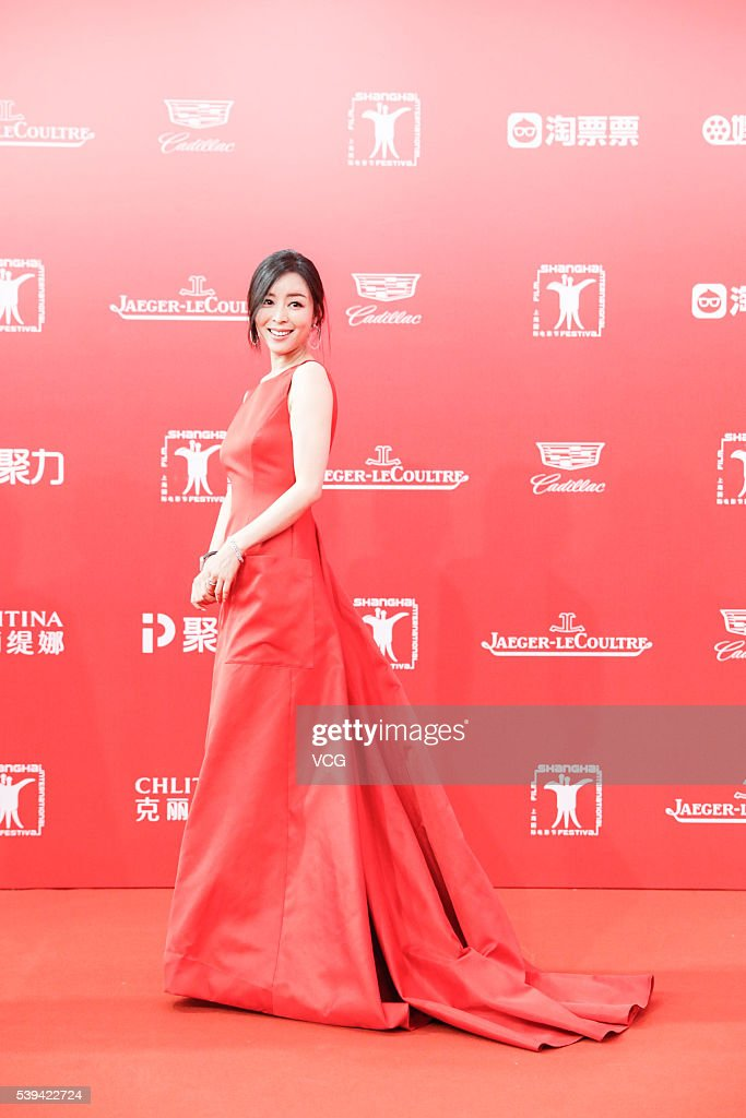 Actress <a gi-track='captionPersonalityLinkClicked' href=/galleries/search?phrase=Zhang+Jingchu&family=editorial&specificpeople=242993 ng-click='$event.stopPropagation()'>Zhang Jingchu</a> arrives for the red carpet of the 19th Shanghai International Film Festival at Shanghai Grand Theatre on June 11, 2016 in Shanghai, China.