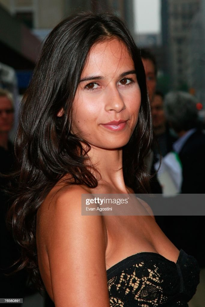 Actress Zineb Oukach arrives at the 'Rendition' World Premiere screening during the Toronto International Film Festival 2007 held at the Roy Thomson Hall on September 7, 2007 in Toronto, Canada.