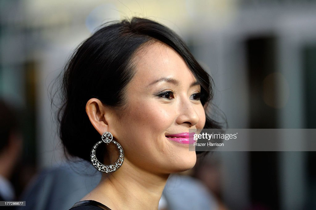 Actress <a gi-track='captionPersonalityLinkClicked' href=/galleries/search?phrase=Ziyi+Zhang&family=editorial&specificpeople=172013 ng-click='$event.stopPropagation()'>Ziyi Zhang</a> arrives at the Screening Of The Weinstein Company And Annapurna Pictures' 'The Grandmaster' at ArcLight Cinemas on August 22, 2013 in Hollywood, California.