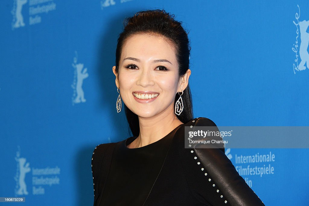 Actress Ziyi Zhang attends 'The Grandmaster' Photocall during the 63rd Berlinale International Film Festival at The Grand Hyatt Hotel on February 7, 2013 in Berlin, Germany.