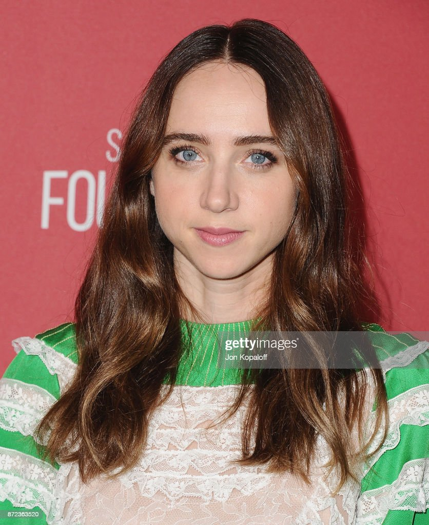 Actress Zoe Kazan arrives at SAG-AFTRA Foundation Patron of the Artists Awards 2017 on November 9, 2017 in Beverly Hills, California.