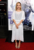 Actress Zoe Kazan attends the premiere of 'Our Brand Is Crisis' at TCL Chinese Theatre on October 26 2015 in Hollywood California