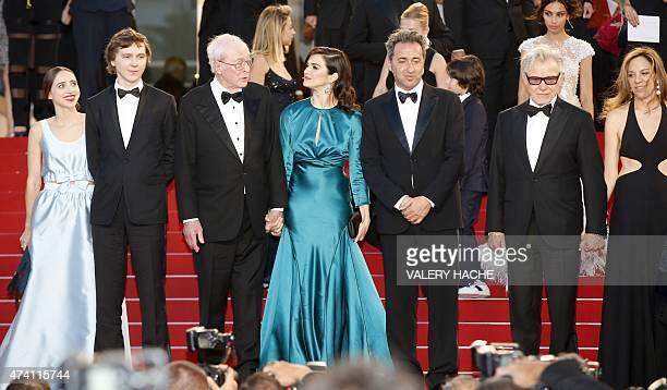 US actress Zoe KazanUS actor Paul Dano British actor Michael Caine British actress Rachel Weisz Italian director Paolo Sorrentino US actor Harvey...