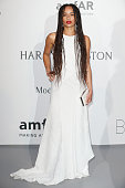Actress Zoe Kravitz attends amfAR's 22nd Cinema Against AIDS Gala Presented By Bold Films And Harry Winston at Hotel du CapEdenRoc on May 21 2015 in...